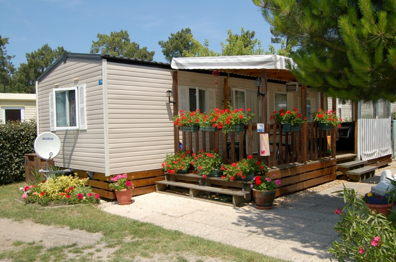 Mobile home La Palmyre